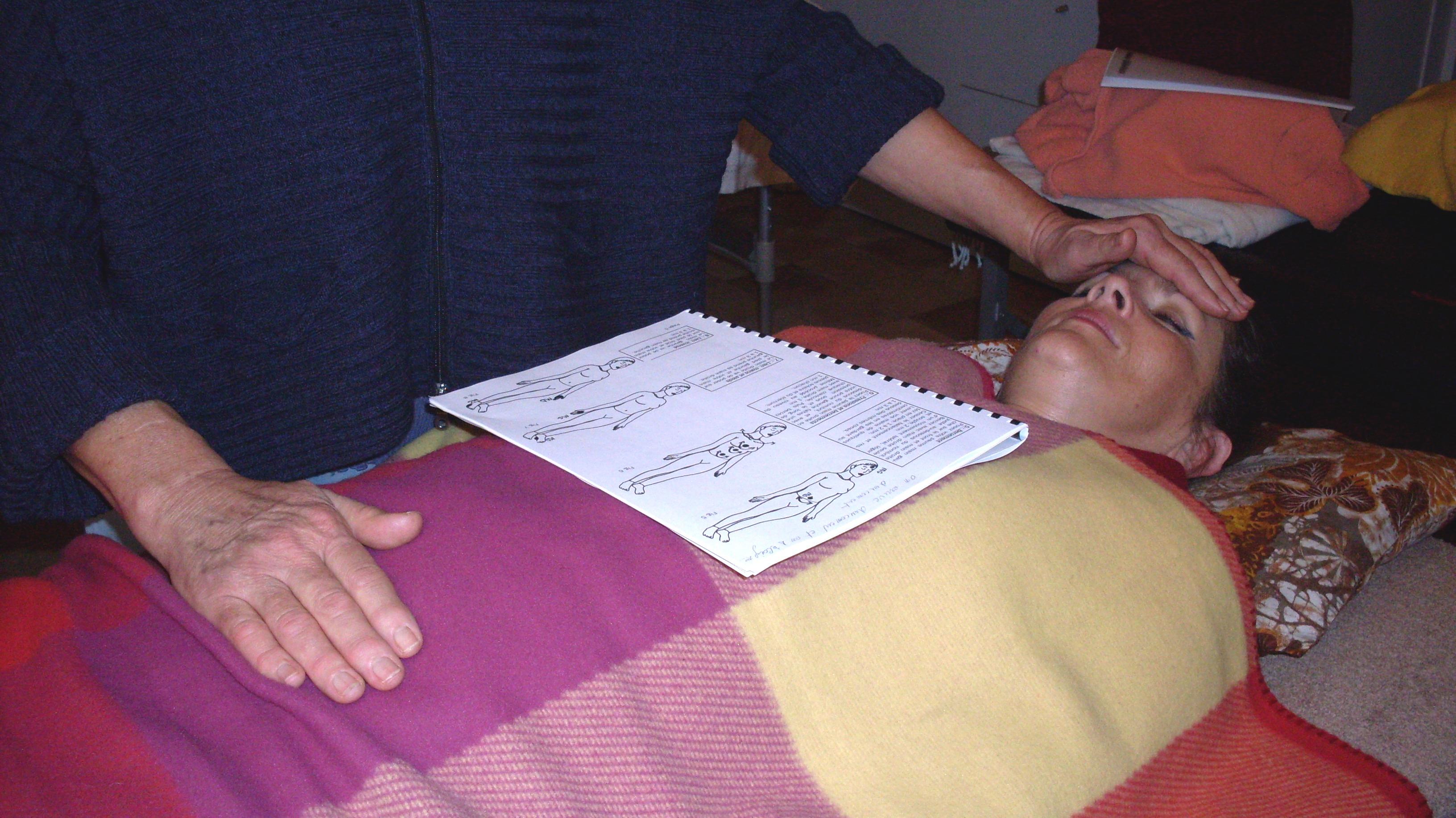 stage mouvement energie de vie et massage en lemniscate